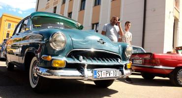 Oldtimeri iz šest zemalja stižu ponovno u Mostar