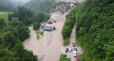 POPLAVE Na području Tuzle ukinuto stanje prirodne nesreće