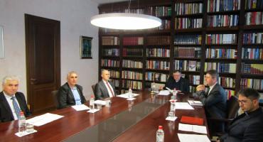 U Sarajevu održana prva sjednica Zaklade Vrhbosanske nadbiskupije