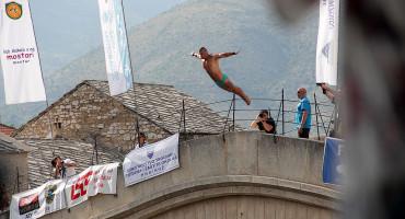Skokovi u Mostaru 26. srpnja