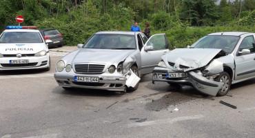 MOSTAR Sudar Renaulta i Mercedesa
