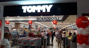 Tommy otvorio novo prodajno mjesto u makarskom SPOT Shopping Mall-u