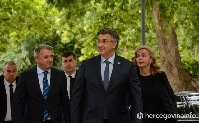 HRVATSKA Vlada premijera Plenkovića dobila povjerenje Sabora
