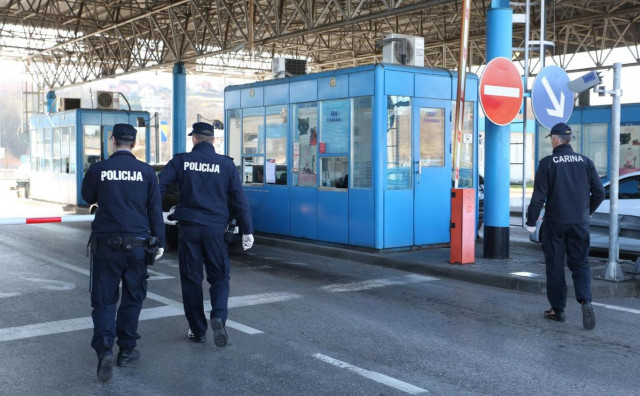 Hrvatska danas odlučuje o uvođenju samoizolacije za sve koji ulaze iz BiH