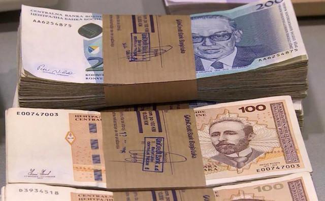 MMF poslao Federaciji BiH 400 milijuna KM, a RS 200 milijuna KM
