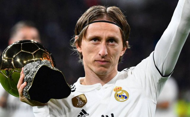 Među 100 najboljih sportaša u ovom stoljeću i Luka Modrić