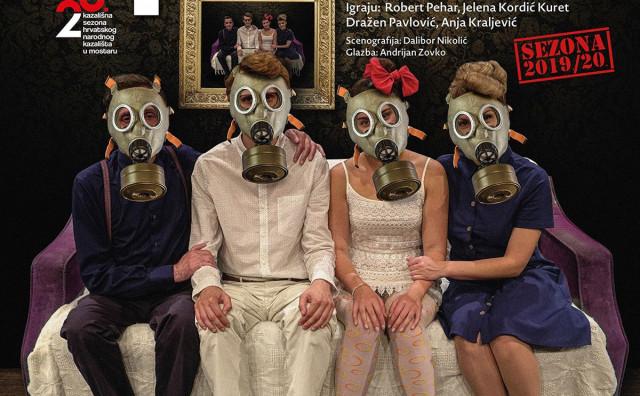 Nova predstava u HNK Mostar