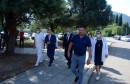 'TAĆE KORONA Bolnica dobila donaciju EU, bageri stižu na Pedijatriju, a Kvesić jedini bez maske
