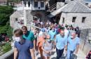 """PROSVJED NA STAROM MOSTU """"Otvarajte granice, Hercegovina je na koljenima"""""""