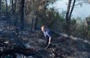 MOSTAR Požar se ponovno aktivirao, vatrogasci na terenu, posao im otežava vjetar ali i smeće