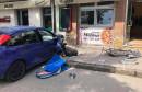 BiH Bježeći od policije autom udario u izloge tri trgovine