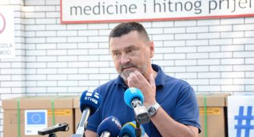 KVESIĆ O PROBLEMIMA Iz SKB otišlo je 25 liječnika, ali to nije sve ...