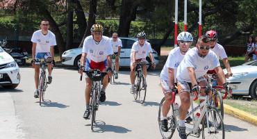 MOSTAR Posebna regulacija prometa zbog biciklističke utrke