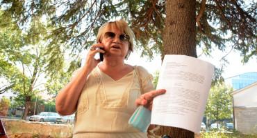 ZATRPAJMO RUPU ZAJEDNO Kantom zemlje protiv bespravne gradnje u Mostaru