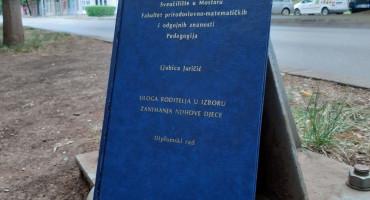 MOSTAR Diplomski rad uz prometnicu kod Mercatora