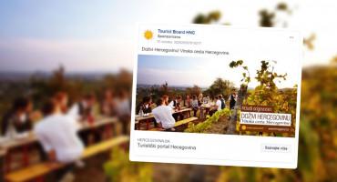 Turistička zajednica HNŽ-a Hercegovinu reklamira slikom austrijskih vinograda