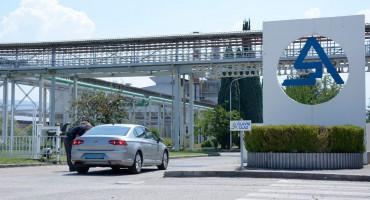 Radnik Aluminija teško ozlijeđen na poslu