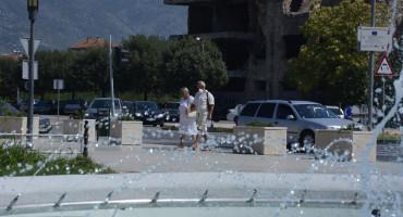 ŽUTI ALARM U Hercegovini vruće, ali ne kao jučer