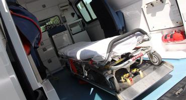 MOSTAR Teško ozlijeđen pri padu s motora