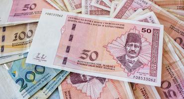 PROSJEK Mostar, Grude i HNŽ su visoko na ljestvici po mjesečnim primanjima