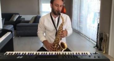 Hercegovački glazbenik Mateo Marinčić izbacio novi cover