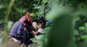 Kod Ljubuškog zatečeno 20 migranata