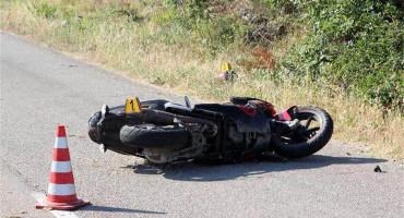 TRAVNIK Nova moto nesreća, poginuo 42-godišnjak