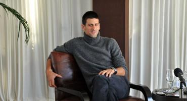Novak Đoković na proputovanju kroz BiH