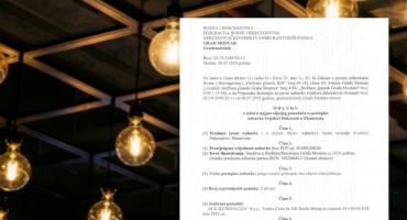 Grad Mostar izdvojio 50.000 maraka za svjetleće dekorativne elemente, pogledajte na što liči odluka