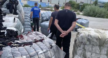 OTPAD U DRVARU Nakon prijetnji krivičnim prijavama prešlo se na vraćanje otpada u Italiju