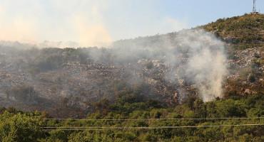 TREBINJE-BILEĆA Požar aktivirao eksplozije