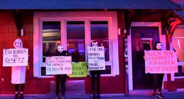 Prosvjed prostitutki: Traže pomoć vlasti