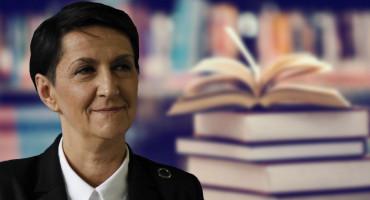 ZBOG NABAVE UDŽBENIKA Kazneno prijavljena ministrica Ružica Mikulić