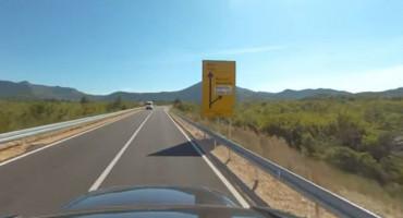 OD MOSTARA DO MORA ZA SAT Pogledajte kako izgleda do sada izgrađena cesta Stolac - Neum