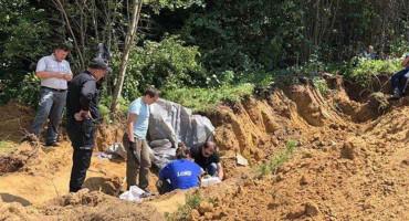 ROSTOVO Pronađeni posmrtni ostaci četiri osobe, ekshumacija se nastavlja