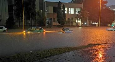 Nakon obilne kiše, u Tuzli proglašeno stanje prirodne nesreće