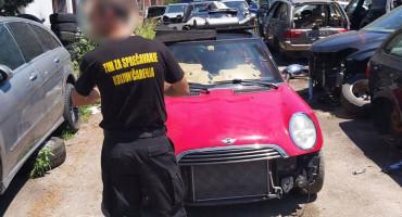 U Mostaru, Grudama, Konjicu i Posušju oduzeto 125 automobila