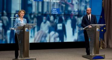 EU Postignut dogovor o sedmogodišnjem proračunu i planu za oporavak