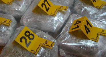BANJALUKA Hercegovci uhićeni sa četiri kilograma droge