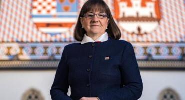 ZDRAVKA BUŠIĆ Hrvati u BiH i iseljeništvu apsolutni su nam prioritet