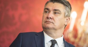 Bake je mislio da predsjednik prvo mora primiti Džaferovića, a Milanoviću se živo fućka
