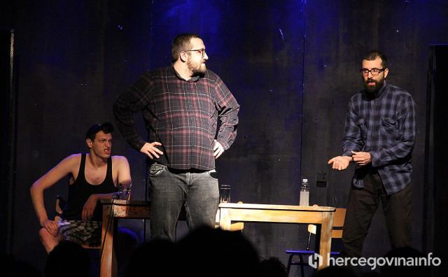 Mostarski glumci komičari gostuju u Vitezu i Širokom Brijegu