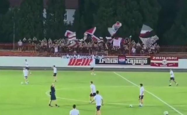 Ultrasi na treningu dali potporu Plemićima uoči nove sezone