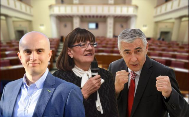 HDZ, MOST ILI GLASNOVIĆ Kome ćete dati glas u XI. izbornoj jedinici za Hrvatski sabor?