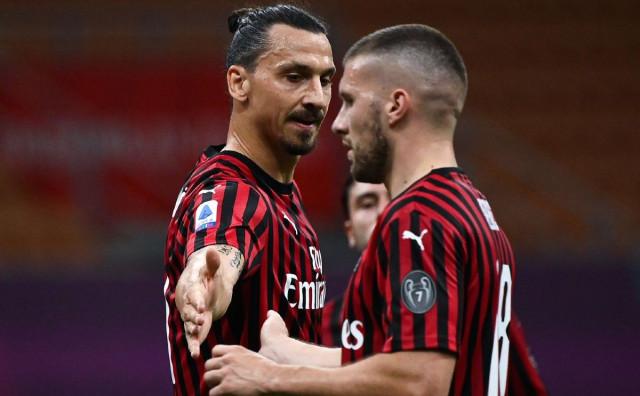 FANTASTIČNI ANTE Rebić na asistenciju Ibrahimovića postigao odličan pogodak u pobjedi Milana