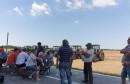 Već 24 sata blokirana magistralna cesta Odžak - Orašje