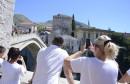 SUBOTNJA ŠETNJA Stari grad krcat unatoč vrućinama