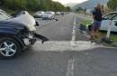 Težak sudar na ulazu u Mostar