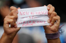 PROSVJEDI ŠIROM EUROPE Ljudi na ulicama protiv mjera i nošenja zaštitnih maski