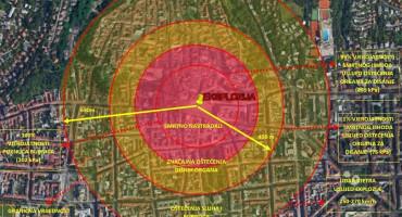 Vatrogasci objavili kakve bi posljedice eksplozija u Bejrutu ostavila na Zagreb
